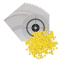 PROMOTIE! 10.000 BILE AIRSOFT 6mm ABS LA PRET DE OKAZIE. ZECE MII BILE 6mm.