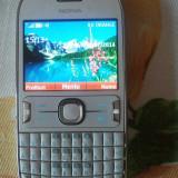 Nokia Asha 302 Alb - Telefon mobil Nokia Asha 302, Orange