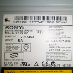DVD Sony Apple - DVD writer PC