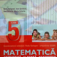 MATE 2000+ MATEMATICA ARITMETICA ALGEBRA GEOMETRIE - Clasa a V-a, partea I - Manual scolar, Clasa 5