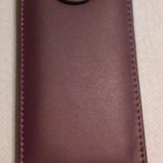 Husa Flip Mov Vodafone Smart 4 Mini Livrare imediata Bonus folie protectie ecran - Husa Telefon Vodafone, Piele Ecologica, Cu clapeta