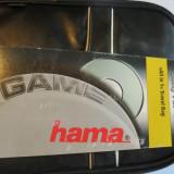 Geanta de voiaj console portabile tableta aparat foto cu 6 buzunare Hama Sony PSP Go cs809
