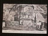 Jerusalem,grota agoniei.Carte postala necirculata,din 1910.Originala.Reducere!