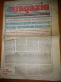 Ziarul magazin 2 decembrie 1989- congresul al 14-lea al PCR,71 ani de la unire