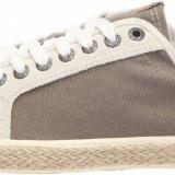 40_Adidasi originali barbati Gant_din panza_cu piele_gri_in cutie - Tenisi barbati Gant, Culoare: Verde, Textil