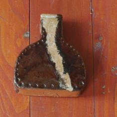 Vaza deosebita din ceramica - marcaj EA / model deosebit !!! - Arta Ceramica