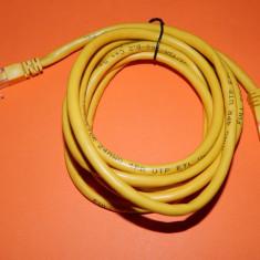 Cablu UTP 3m / Cablu internet - Cablu retea