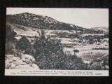 Caifa 1910.Muntele Carmel,locul unde sf.Ilie ia cerut lui D-zeu focul.Reducere!, Israel, Necirculata, Fotografie
