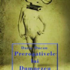 Darie DUCAN - Prerogativele lui Dumnezeu - Carte Teatru