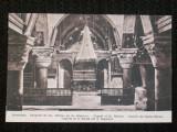 Jerusalem 1910,capela sf.Elena.Carte postala necirculata.