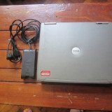 Laptop Dell Latitude D610, Intel Pentium M, Diagonala ecran: 14, 1 GB, 80 GB, Windows XP