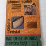 RADIOELECTRONICA PENTRU TOTI - EDMOND NICOLAU