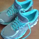 Adidasi femei ASICS GEL CUMULUS 14, 36, Gri