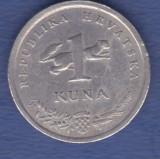 Croatia 1 kuna 1997, Europa