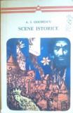 SCENE ISTORICE - A. I. Odobescu