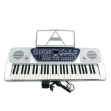 KEYBOARD/ORGA ELECTRONICA PROFESIONALA CU 54 TASTE, MP3 PLAYER STICK USB,AFISAJ.