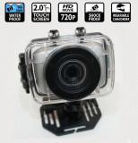 Cumpara ieftin CAMERA FOTO/VIDEO WATERPROOF FILMARI IN APA,BICICLETA,MOTOR,CONDITII EXTREME.