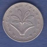 Ungaria 2 forint 1995, Europa