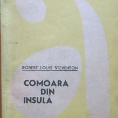 COMOARA DIN INSULA - Robert Louis Stevenson, Alta editura