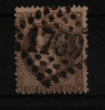 1862 franta mi. 29 stampilat