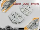 Kit clema reparatie macara geam Bmw X5 E53 (an fab.1999-2006) spate stanga METAL
