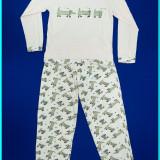 FRUMOASA _ Pijamale din bumbac de calitate, made in Germania _ fete | 9 - 10 ani