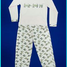 FRUMOASA → Pijamale din bumbac de calitate, Germania → fete | 9—10 ani | 140 cm, Marime: Alta, Culoare: Roz
