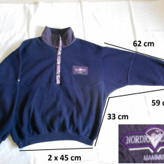 Polar MAMMUT NORDIC ZENITH, barbati, marimea XL - Imbracaminte outdoor