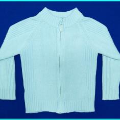 IMPECABIL → Jerseu / jacheta bleu, din bumbac, TEX → baieti | 2—3 ani | 98 cm, Marime: Alta
