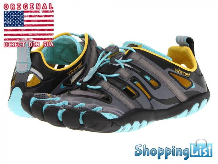 Vibram FiveFingers TrekSport Sandal pt femei | Produs 100% original | Livrare cca 10 zile lucratoare | Plata 3 rate fara dobanda foto mare