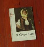 Carte -- arta pentru toti - N.Grigorescu - Ed. Meridiane 1962 - 32 pagini, Alta editura