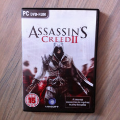 Joc PC Assassins Creed 2 - Jocuri PC Ubisoft, Actiune, 18+, Single player