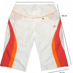 Pantaloni scurti treisfert ADIDAS originali (dama L spre M) cod-258722, Culoare: Din imagine, Marime: M/L