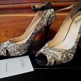 Pantofi Musette