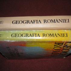 Geografia Romaniei (vol.1 si vol.2) - Carte Geografie