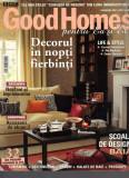 """""""GOOD HOMES"""" - revista de amenajari interioare si nu numai, februarie 2007"""