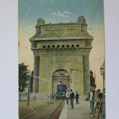 C.P. PODUL CAROL I CERNAVODA DIN ANII 1910