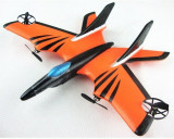 AVION RADIOCOMANDAT SENZATIONAL CU 4 MOTOARE ,ZBOR REAL,9107 EPP Foam Fixed Wing 4-CH Radio Control R/C Aircraft .