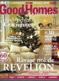 """""""GOOD HOMES"""" - revista de amenajari interioare si nu numai, decembrie 2006 - ianuarie 2007"""