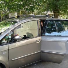 Perdele perdelute solare interior Fiat Idea dupa 2003