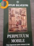 Perpetuum Mobile Piese Improvizate Pentru Violoncel Si Oboi - de Artur Silvestri