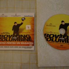 Bowling Columbine - un film de Michael Moore - film DVD - Film documentare, Romana