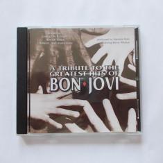 BON JOVI  - A TRIBUTE GREATEST HITS OF