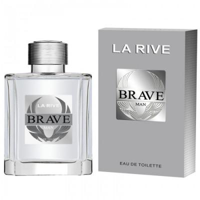 Parfum La Rive Brave Man 100ml Edtreplica Paco Rabanne Invictus