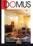 """DOMUS"", revista de amenajari interioare, arhitectura, design, 6  - 2004"
