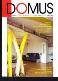"""DOMUS"", revista de amenajari interioare, arhitectura, design, 10  - 2003"