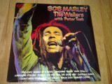 BOB MARLEY & THE WAILERS WITH PETER TOSH (1977, HALLMARK, Made in UK)  vinil
