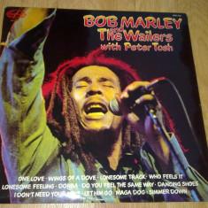 BOB MARLEY & THE WAILERS WITH PETER TOSH (1977, HALLMARK, Made in UK) vinil - Muzica Reggae