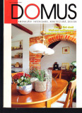 """DOMUS"", revista de amenajari interioare, arhitectura, design, 8  - 2003"