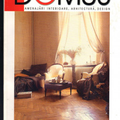 """DOMUS"", revista de amenajari interioare, arhitectura, design, 7  - 2003"